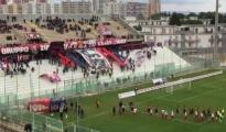 """CALCIO - Taranto: i rossoblu grazie a Galdean e D'Agostino (doppietta) battono il Francavilla in Sinni. Mister Cazzarò: """"Troppa ansia nel primo tempo, meglio nella ripresa"""""""