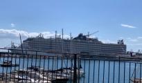 TURISMO/ Da Taranto con le crociere 35mila transiti e oltre 3mila imbarchi