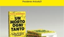 Lecce/Presentazione del Libro di Paolo Borrometi, presidente Articolo 21.