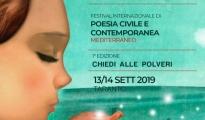 Cultura/ Primo Festival Internazionale di Poesia Civile e Contemporanea del Mediterraneo