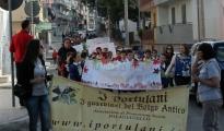 L'INIZIATIVA - Palagianello, in marcia per la difesa dell'ambiente. Un corteo per le vie cittadine degli istituti scolastici di Mottola, Palagiano, Palagianello e Castellaneta