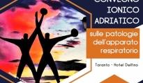 TARANTO/ Convegno ionico - adriatico sulle patologie polmonari