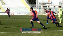 CALCIO/ Taranto: Gli ionici e il Picerno si dividono la posta in palio in un match equilibrato