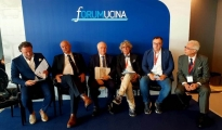 Al Salone nautico di Genova 2018 presentato il primo cluster della nautica e dell'economia del mare italiana.