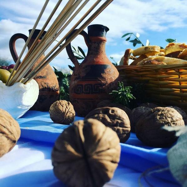 Giornale di taranto l 39 evento il gusto dell archeologia for Ricette degli antichi romani