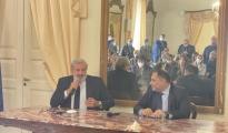"""COMUNE DI TARANTO-2/ Presentata la nuova giunta, Emiliano """"Melucci sarà ricandidato sindaco"""""""