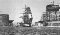 LA STORIA/ La straordinaria impresa di Agostino Straulino, al comando di Nave Vespucci, quel giorno a Taranto