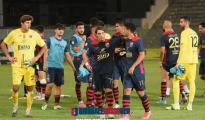 CALCIO/ Tra Virtus Francavilla e Taranto un match con tante emozioni ma nessun gol