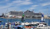GRANDI EVENTI/ Taranto si prepara al SailGP e alle Frecce Tricolori