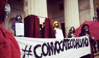 EMERGENZE/ #convocatecidalvivo, a Bari manifestazione di protesta dei lavoratori dello spettacolo