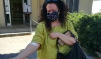 CORONAVIRUS/ È Chiara la prima persona, a Palagiano, ad essersi sottoposta al test sierologico