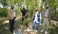 BONIFICA/ Pioppi in Mar Piccolo, SailGP sostiene il progetto per un futuro sostenibile del territorio tarantino, alla piantumazione anche il campione Russell Coutts