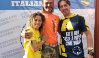 ATLETI/ Grande prestazione dei tarantini ai Nazionali di OCR, Viviana Zito seconda, Roberto Campatelli quarto! Entrambi ammessi agli Europei 2022
