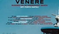 """ESTATE TARANTINA/ Carmine Del Grosso e in concerto Tropea, Gabriele il Guapo e Inude nel quarto fine settimana di """"Bagni Venere"""" a Porta Napoli"""