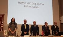 """VISIONI / Il cammino """"lento"""" come motore di sviluppo turistico-economico, meeting di Lions e Leo club Taranto sulla via Francigena"""