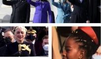 USA/ Tutte le donne e i colori dell'Inauguration Day
