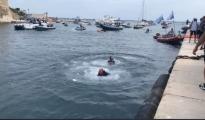 GRAN FINALE/ SailGP Taranto, vince il Japan Team e Francesco Bruni si tuffa nel Canale navigabile