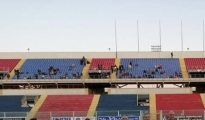 """GRANDI MANOVRE/ Striscione di Acciaierie d'Italia allo stadio Iacovone, il sindaco di Taranto """"una beffa"""""""