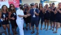 VITTORIA/ Campionato Nazionale Lancia 10 Remi, la Lega navale di Taranto vince la tappa di Vasto