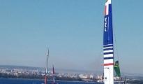GRANDI EVENTI/ Oggi a Taranto l'esibizione delle Frecce Tricolori per SailGP
