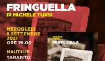 """LIBRI/ Questa sera a Taranto la presentazione di """"Fringuella"""" di Michele Tursi, la storia di una famiglia ai tempi della guerra"""